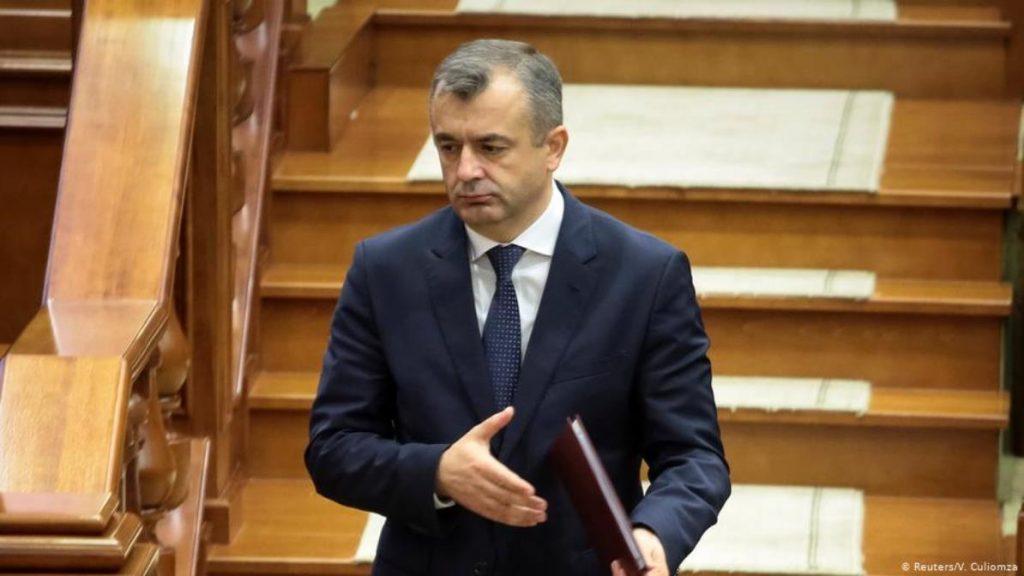 прем'єр Молдови Іон Кіку